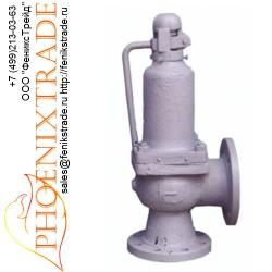 Полноподъемный предохранительный клапан 17с81нж
